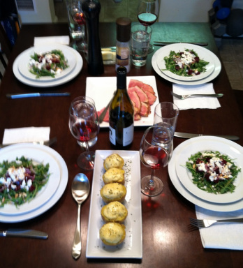 Easter Dinner with a Modern Twist -knowgirls